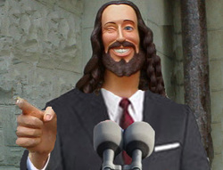 jesus politico